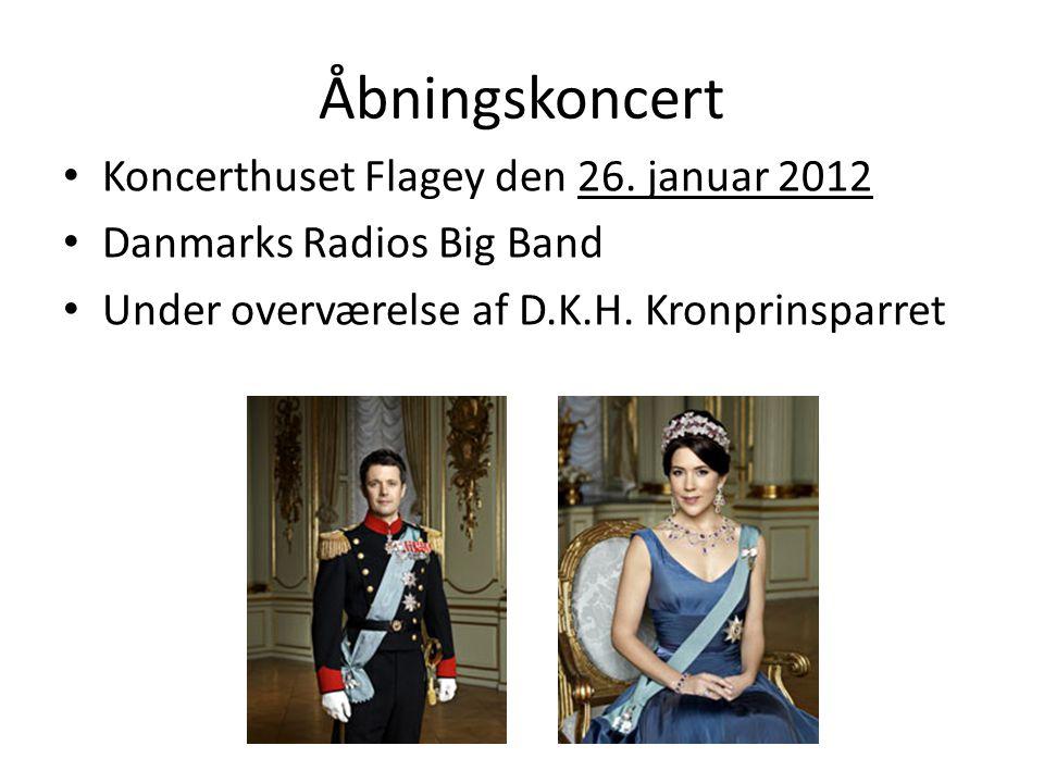 Åbningskoncert • Koncerthuset Flagey den 26.