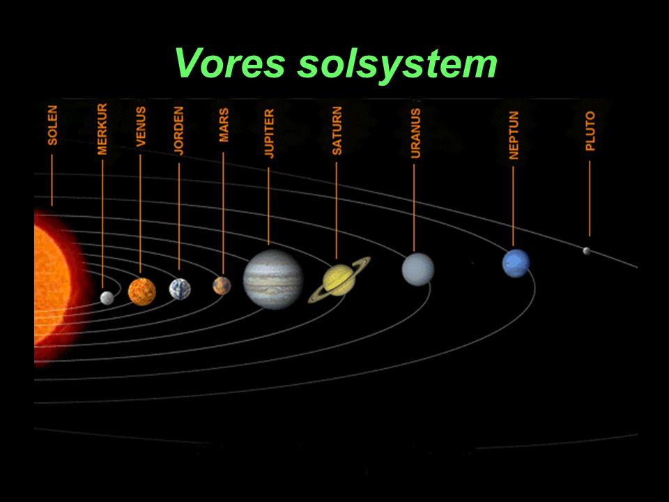 Vores solsystem