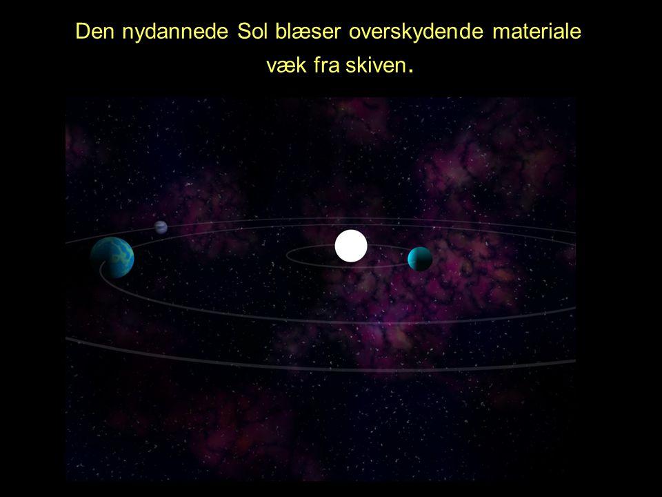 Solsystemet Her bor vi