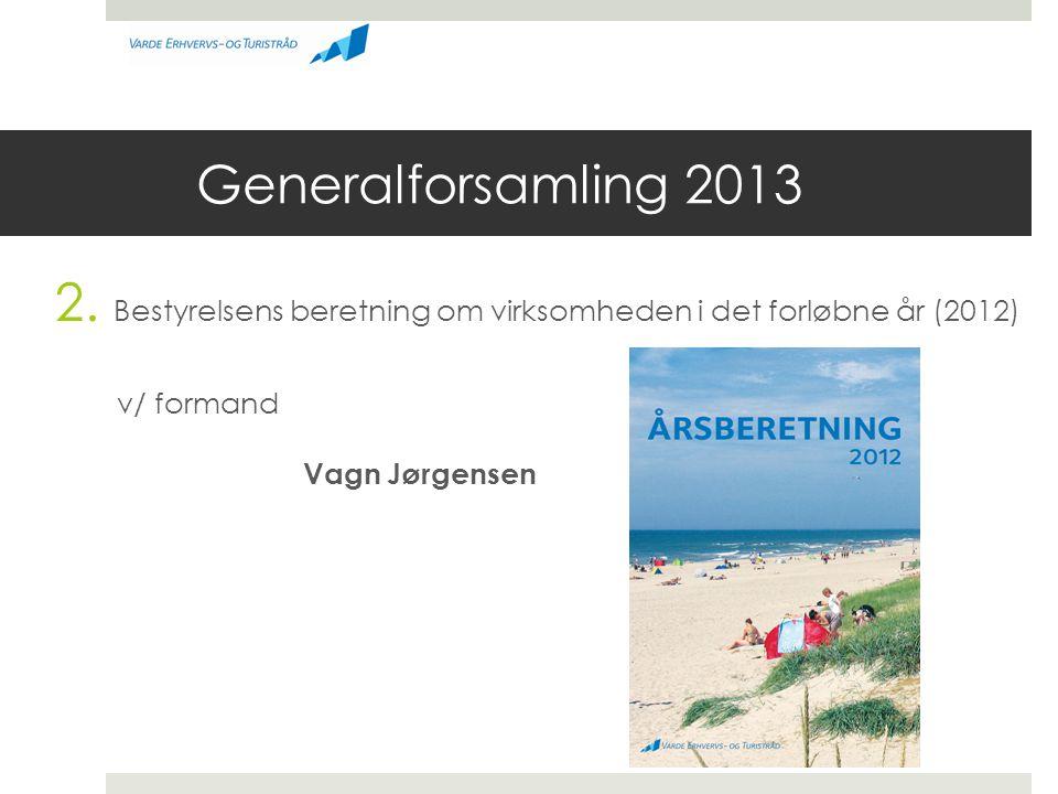 Generalforsamling 2013 2.
