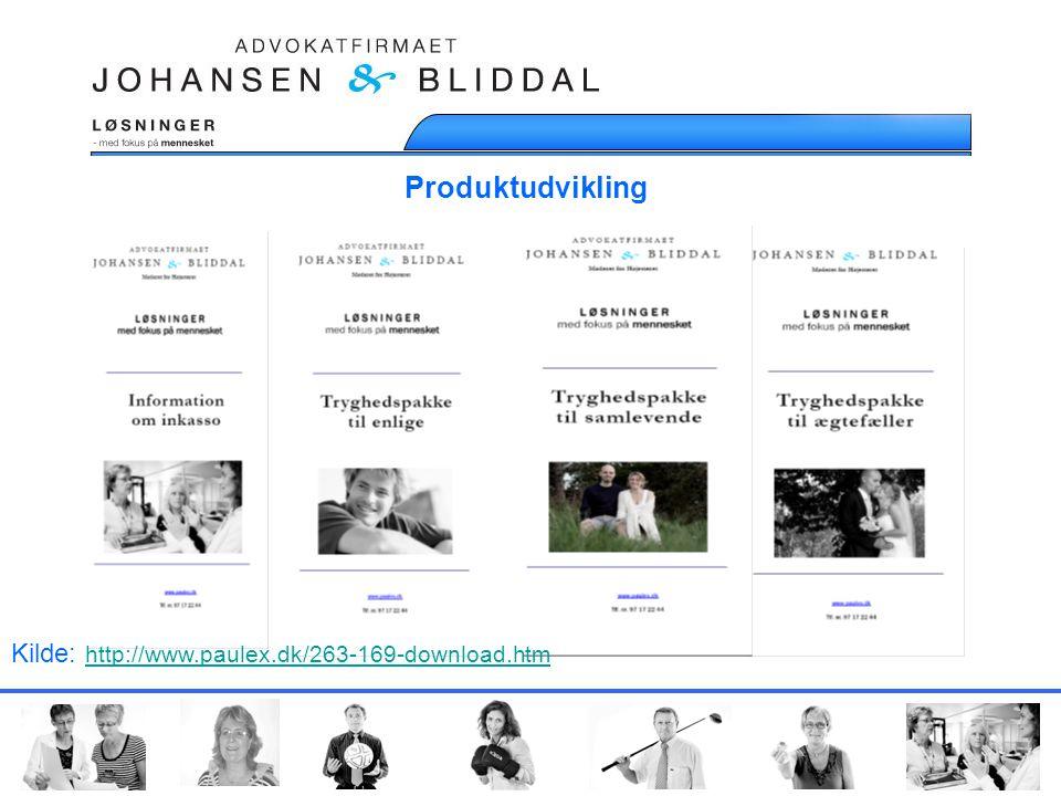 Produktudvikling Kilde: http://www.paulex.dk/263-169-download.htm http://www.paulex.dk/263-169-download.htm