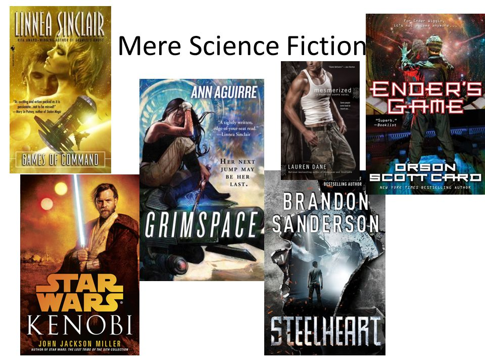 Mere Science Fiction
