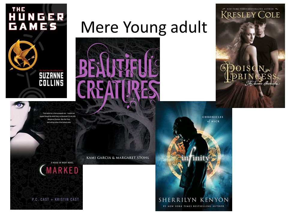 Mere Young adult
