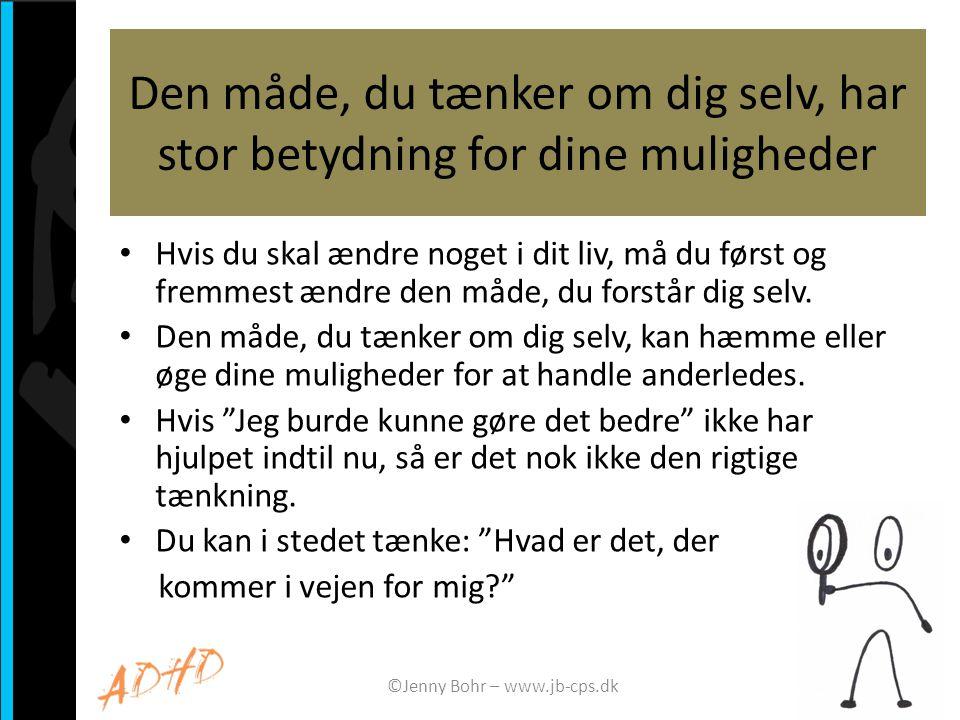 Mindreværd, Ligeværd, Mereværd ©Jenny Bohr – www.jb-cps.dk