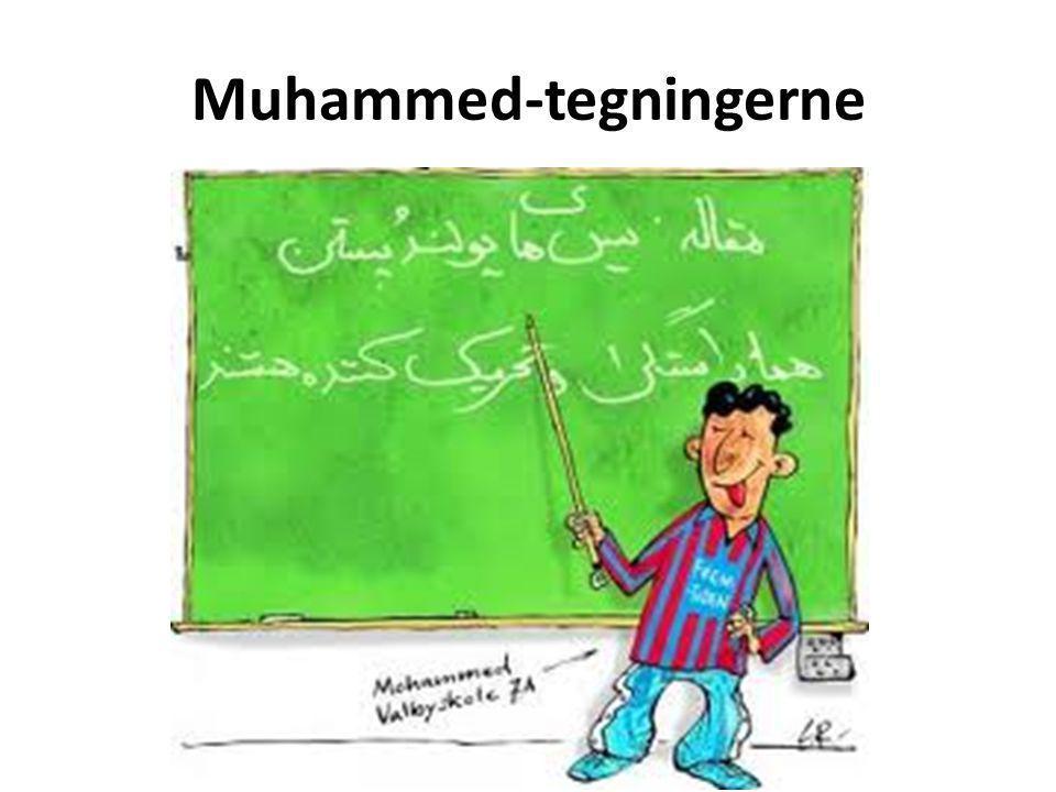Muhammed-tegningerne