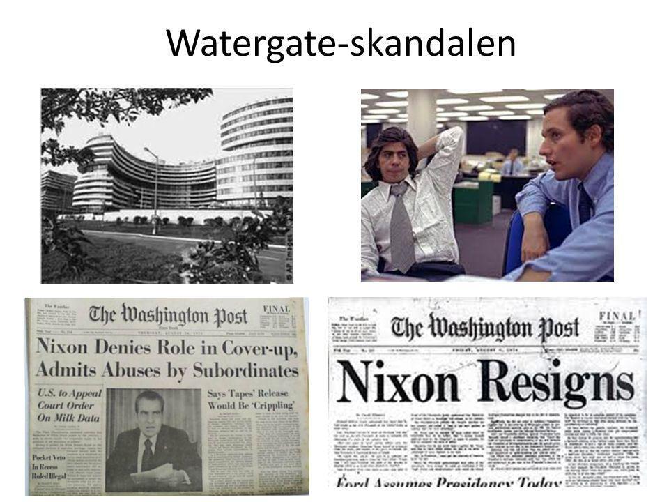 Watergate-skandalen
