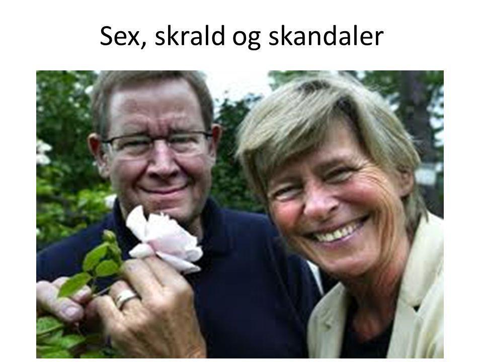 Sex, skrald og skandaler
