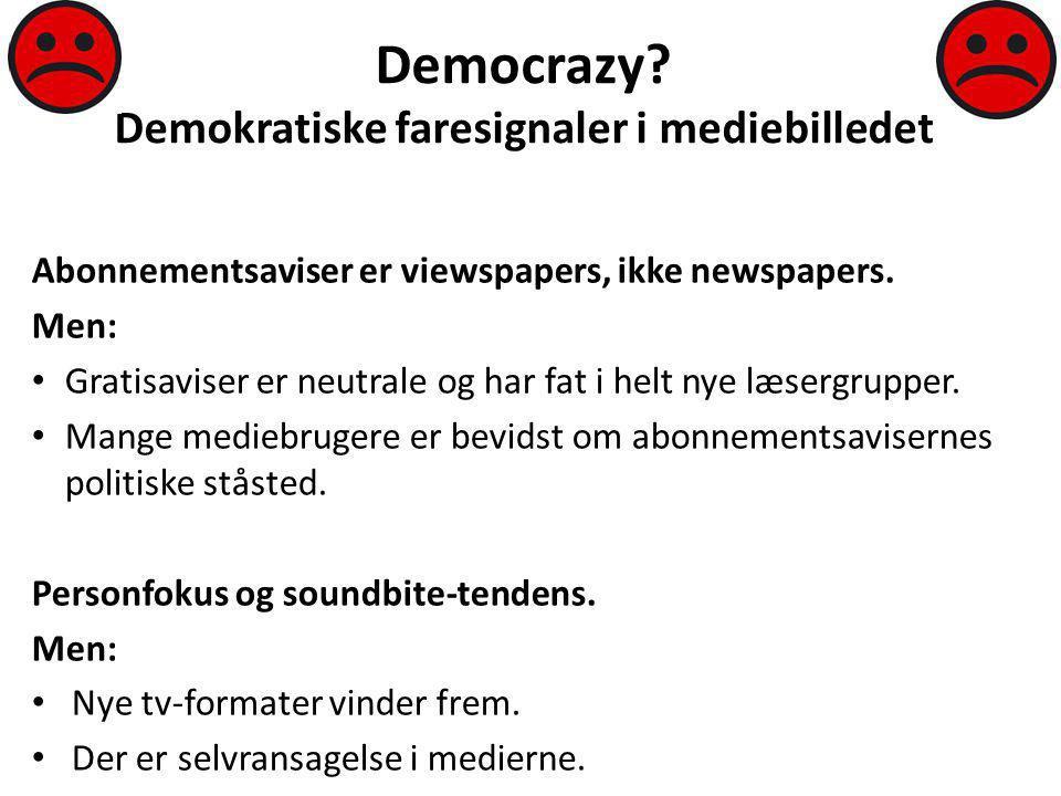 Democrazy.