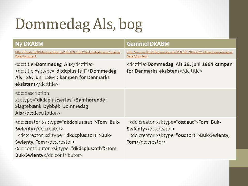 Dommedag Als, bog Ny DKABMGammel DKABM http://frosty:8080/fedora/objects/100100:28392621/datastreams/original Data.0/content http://nuovo:8080/fedora/objects/710100:28392621/datastreams/original Data.0/content Dommedag Als Dommedag Als : 29.