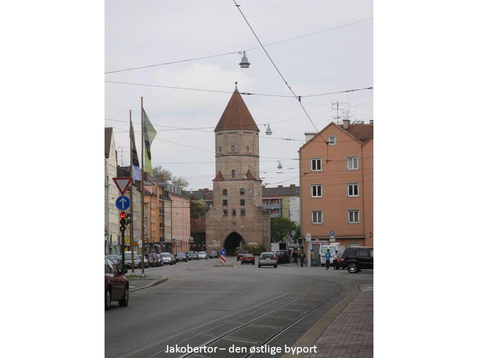 Jakobertor – den østlige byport