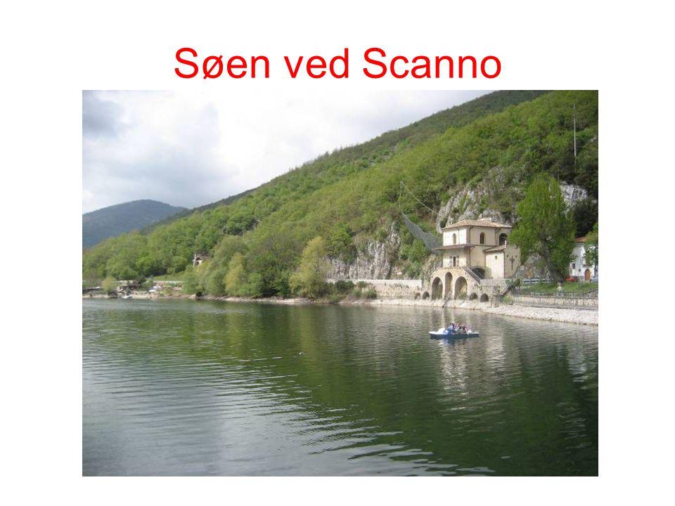 Søen ved Scanno