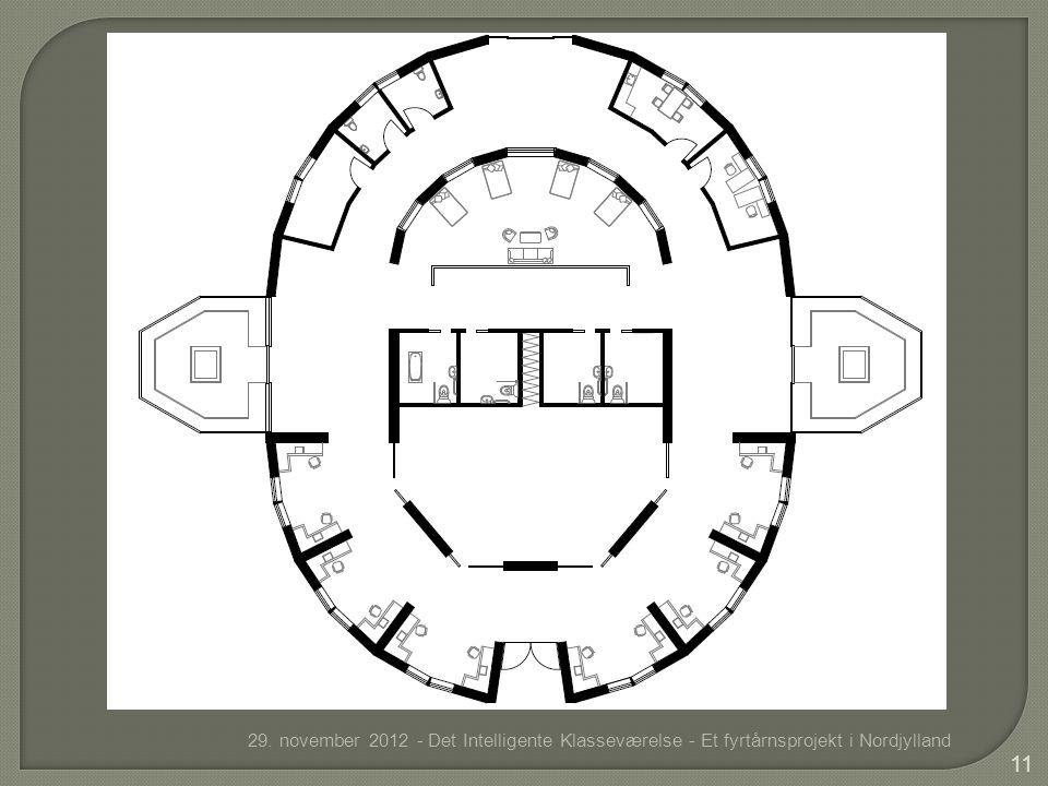 29. november 2012 - Det Intelligente Klasseværelse - Et fyrtårnsprojekt i Nordjylland 11