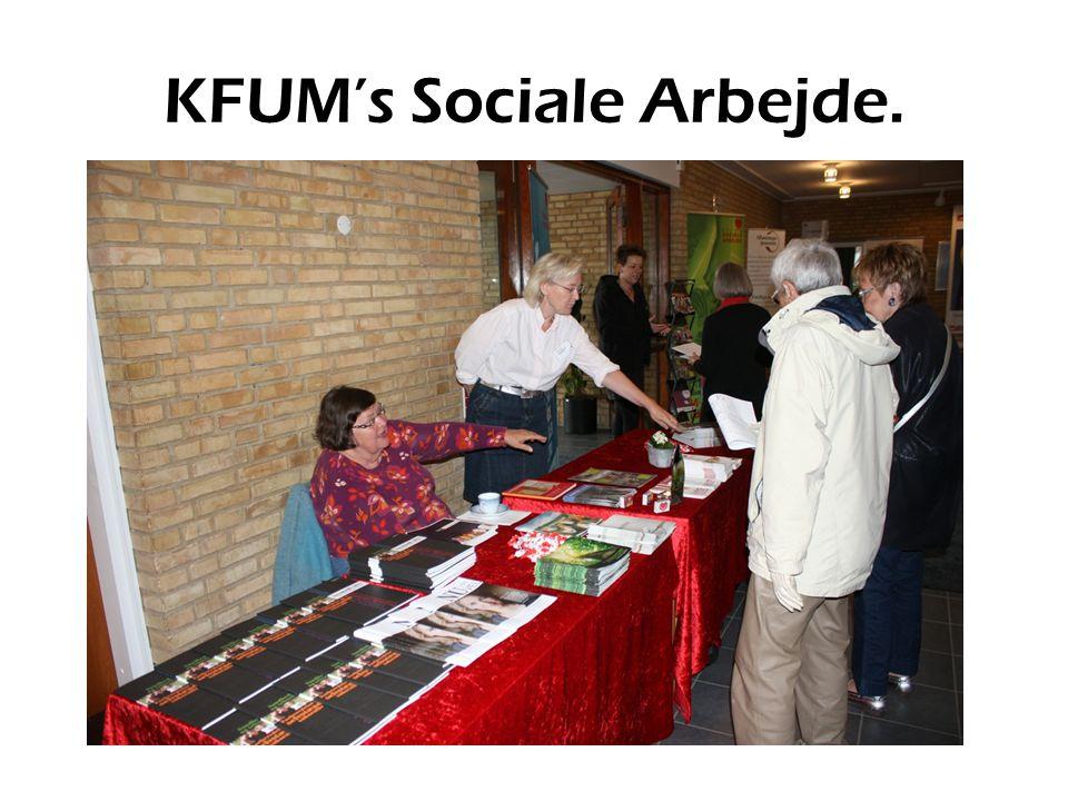 KFUM's Sociale Arbejde.