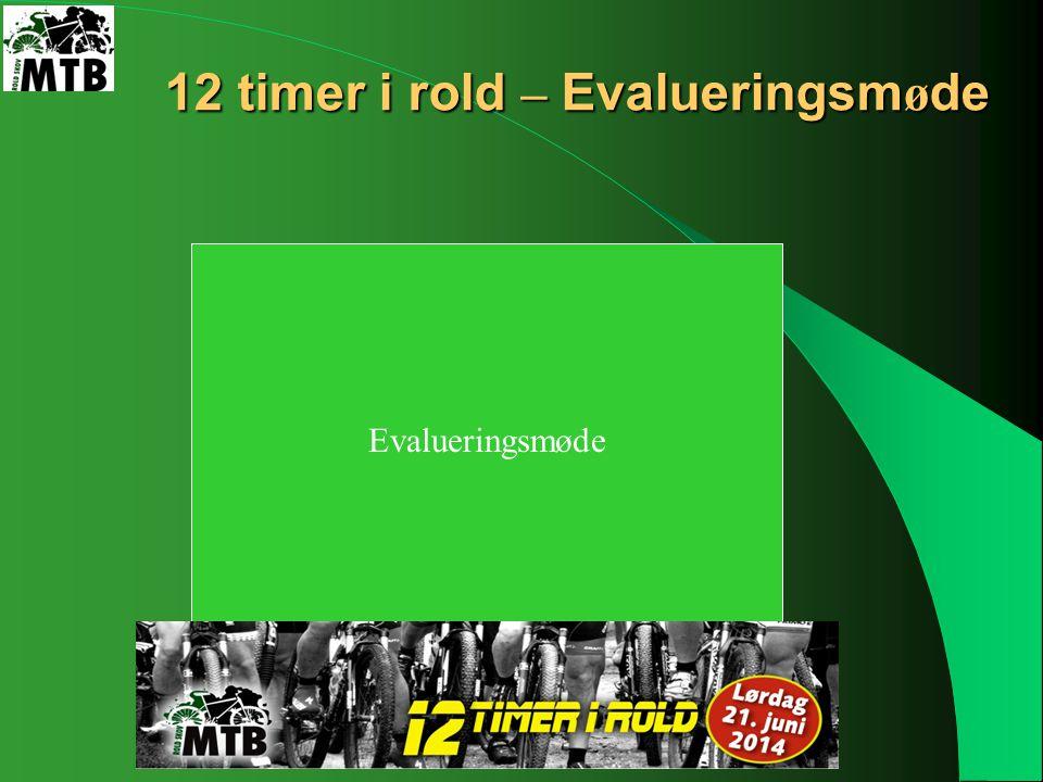 12 timer i rold - Markedsf ø ring • Løbshjemmeside www.12timerirold.dkwww.12timerirold.dk • Løbskalender • Lokale ugeaviser • Nordjyske - delvis • TV Nord – delvis • Løbsinformation via mails
