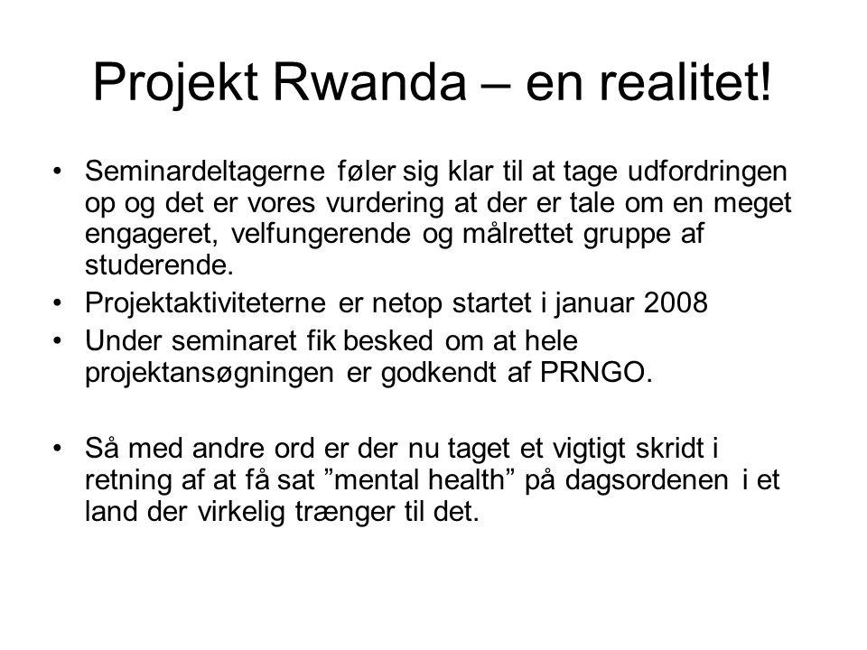 Projekt Rwanda – en realitet.