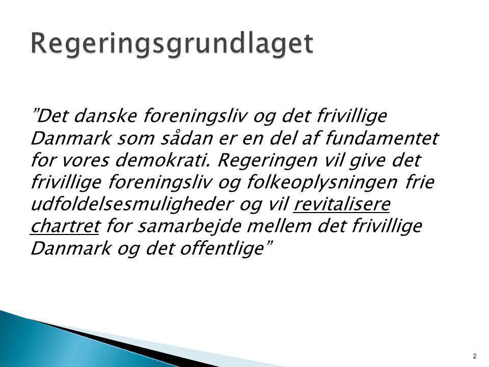 foreningslivet i danmark