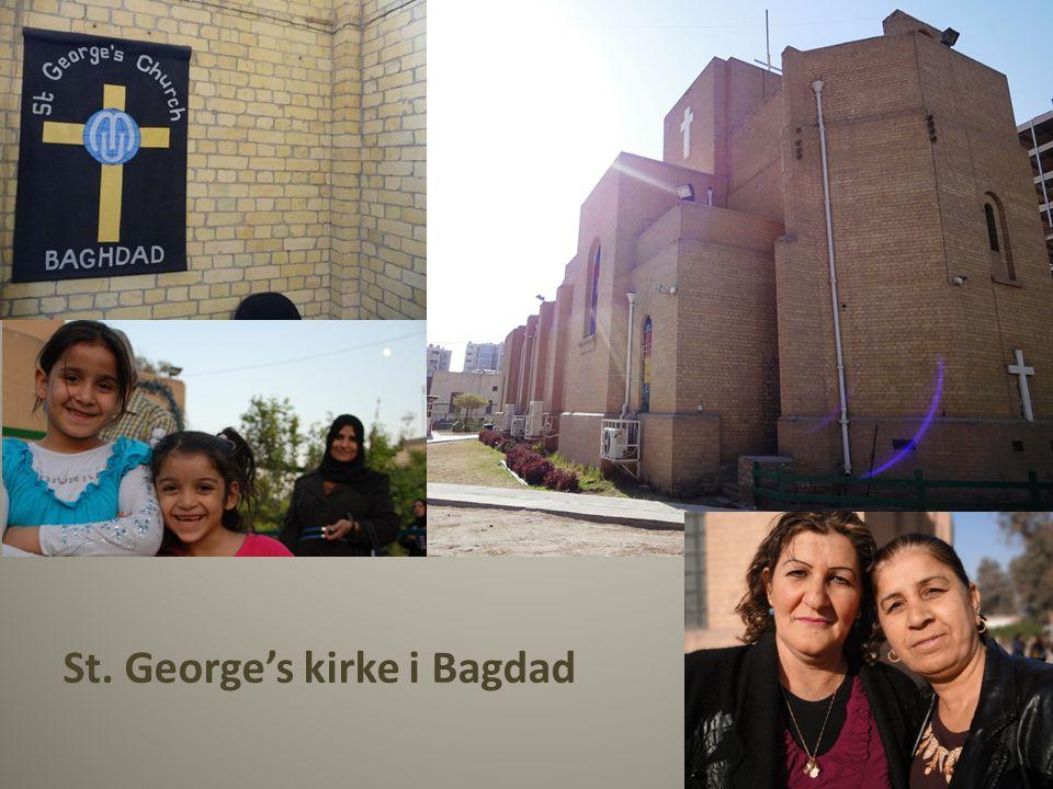 St. George's kirke i Bagdad