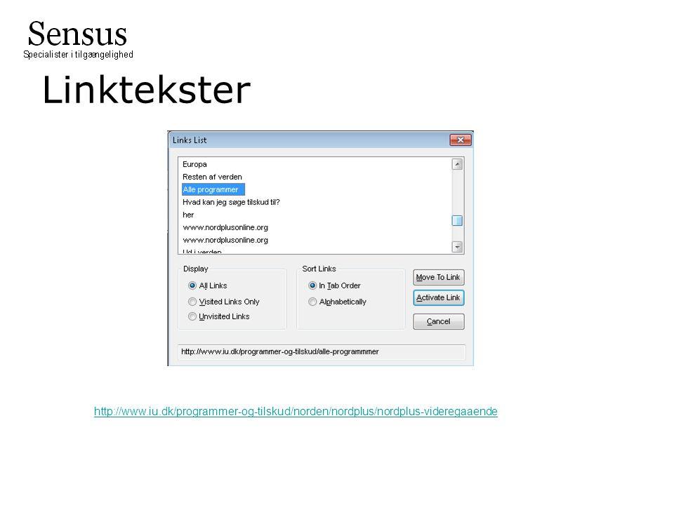 Linktekster http://www.iu.dk/programmer-og-tilskud/norden/nordplus/nordplus-videregaaende