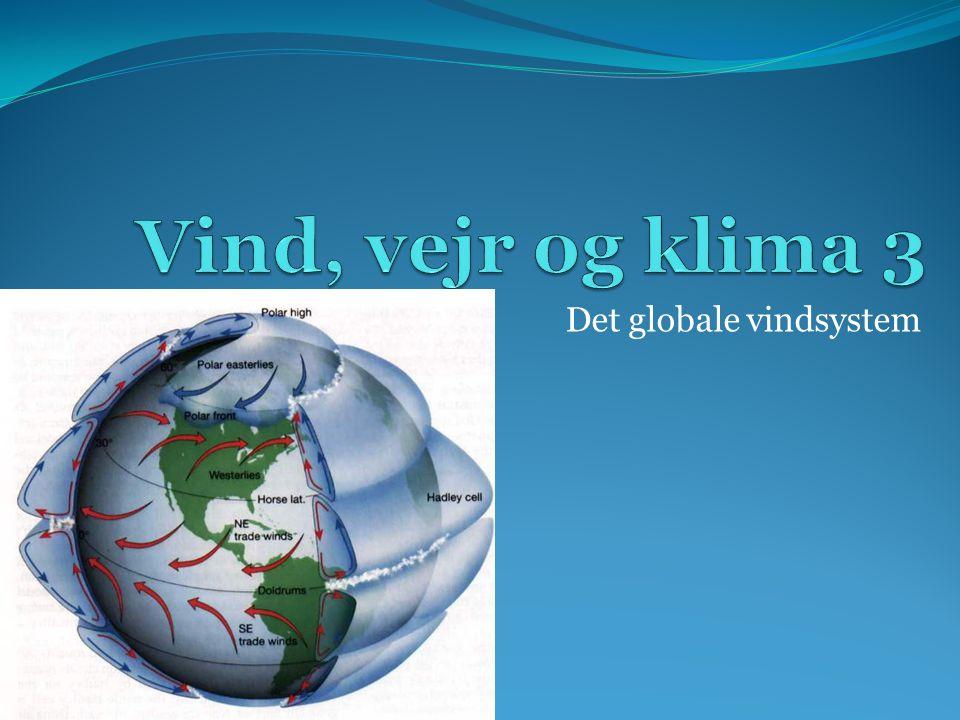 Det globale vindsystem