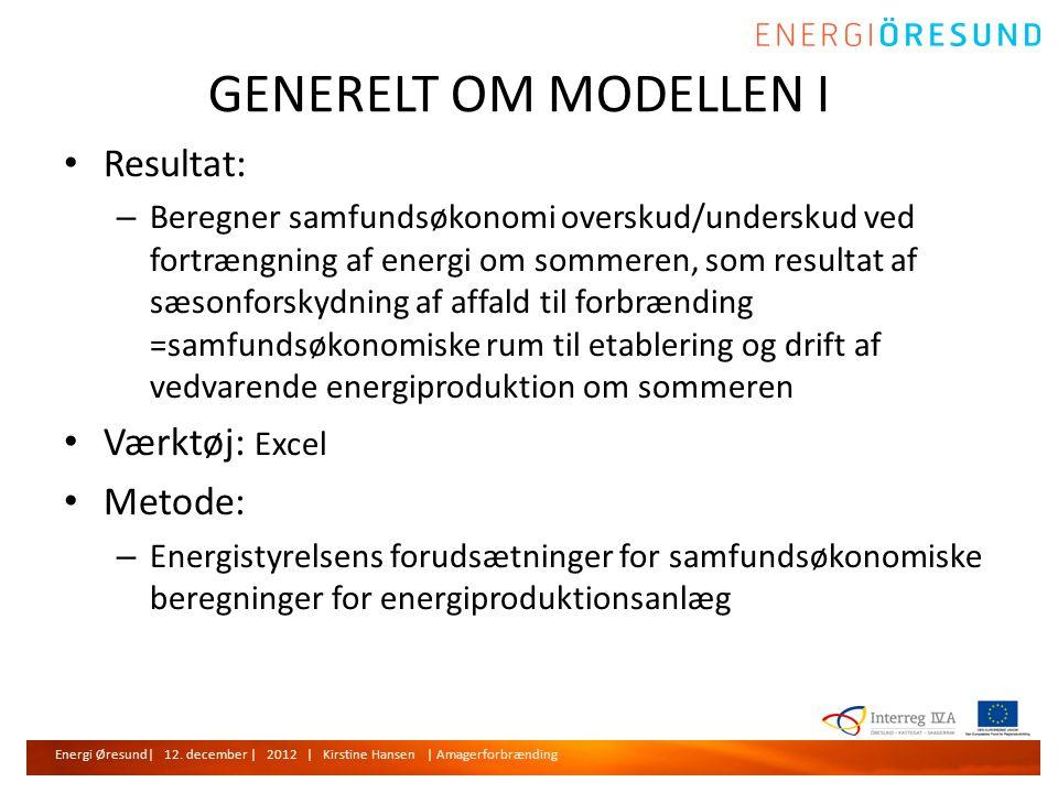 Energi Øresund| 12.