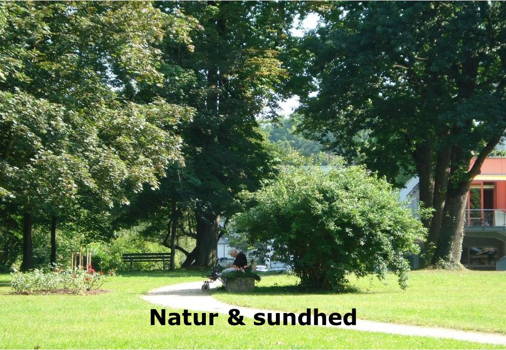 Natur & sundhed