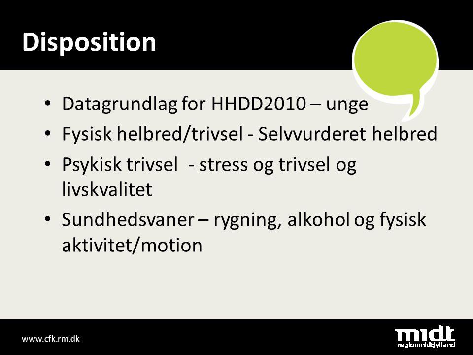 www.cfk.rm.dk Motivation for fysisk aktivitet