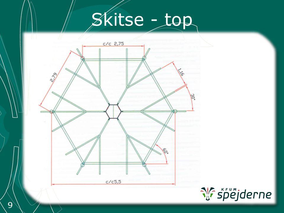 9 Skitse - top