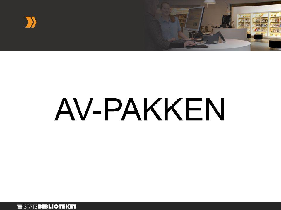 AV-PAKKEN