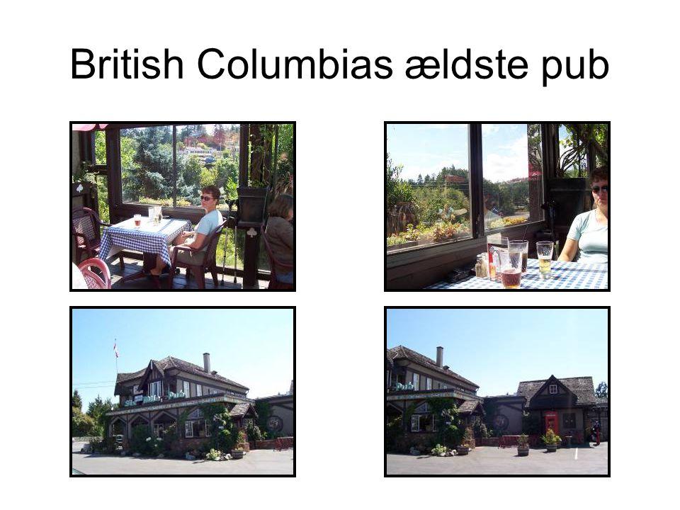 British Columbias ældste pub