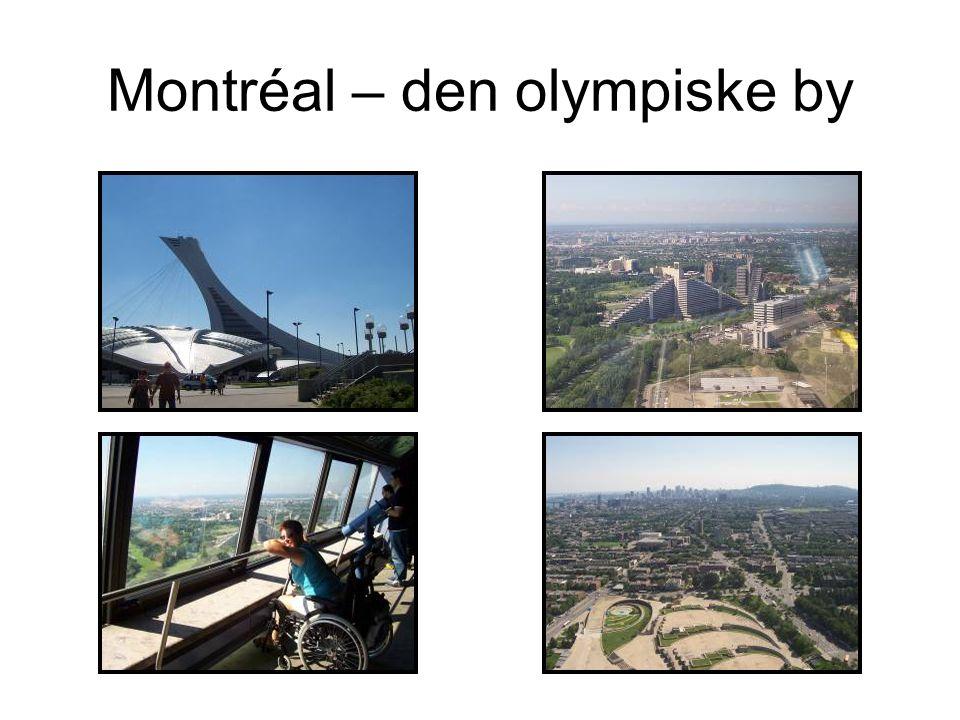 Montréal – den olympiske by