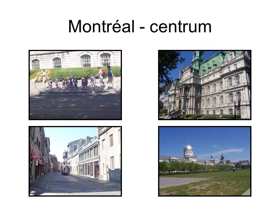 Montréal - centrum