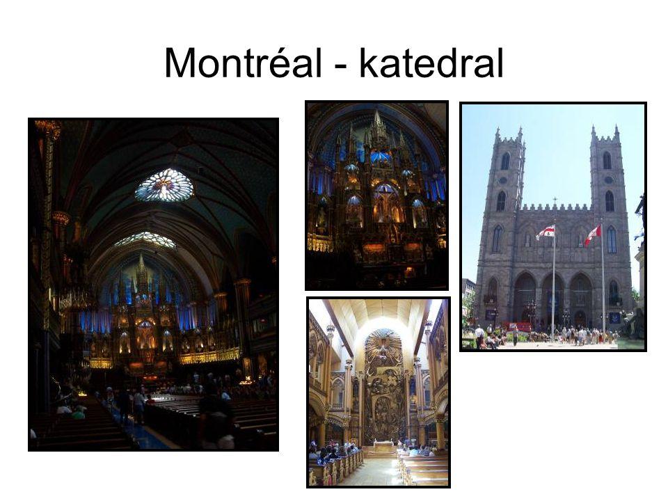 Montréal - katedral