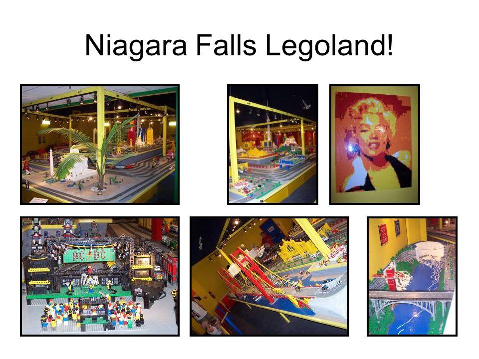 Niagara Falls Legoland!