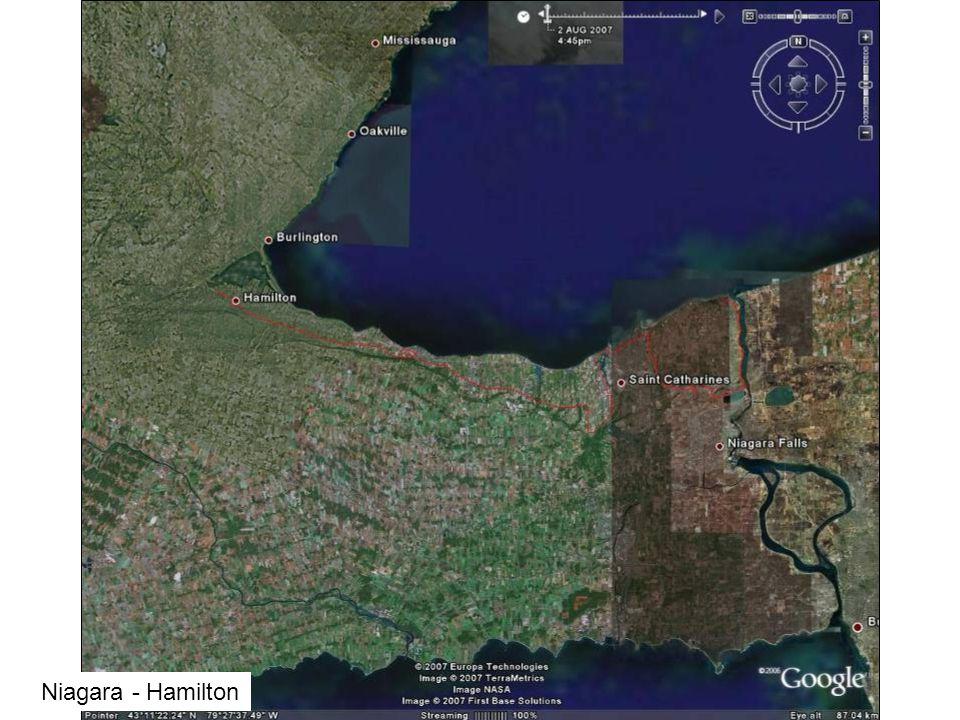 Niagara - Hamilton