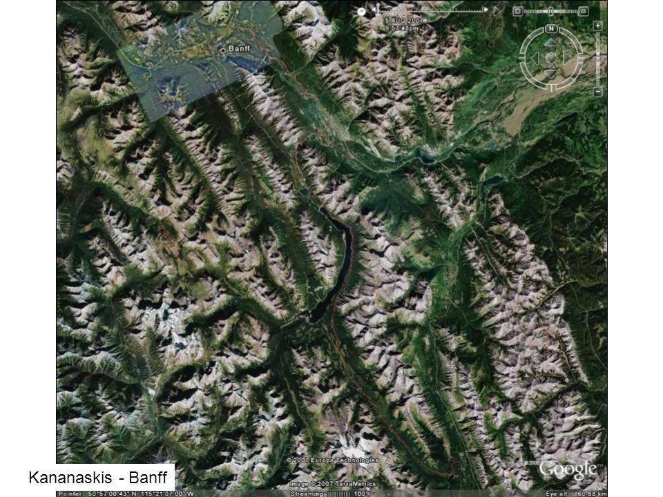 Kananaskis - Banff