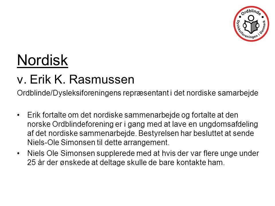 Nordisk v. Erik K.
