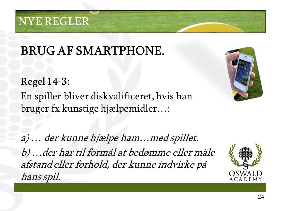 BRUG AF SMARTPHONE.