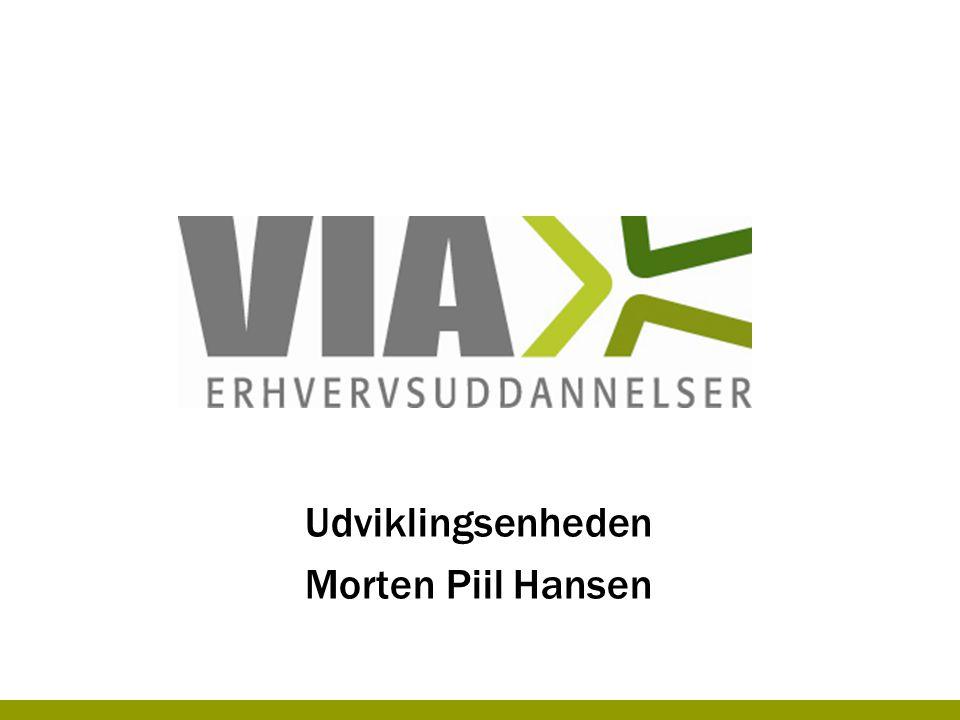 Udviklingsenheden Morten Piil Hansen
