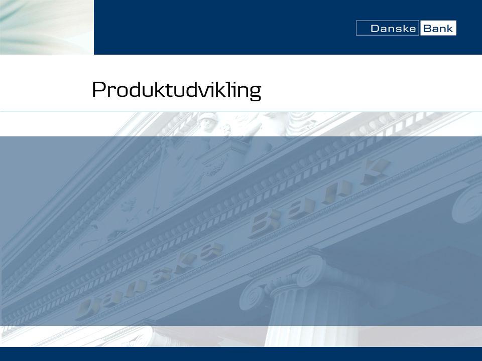 Produktudvikling