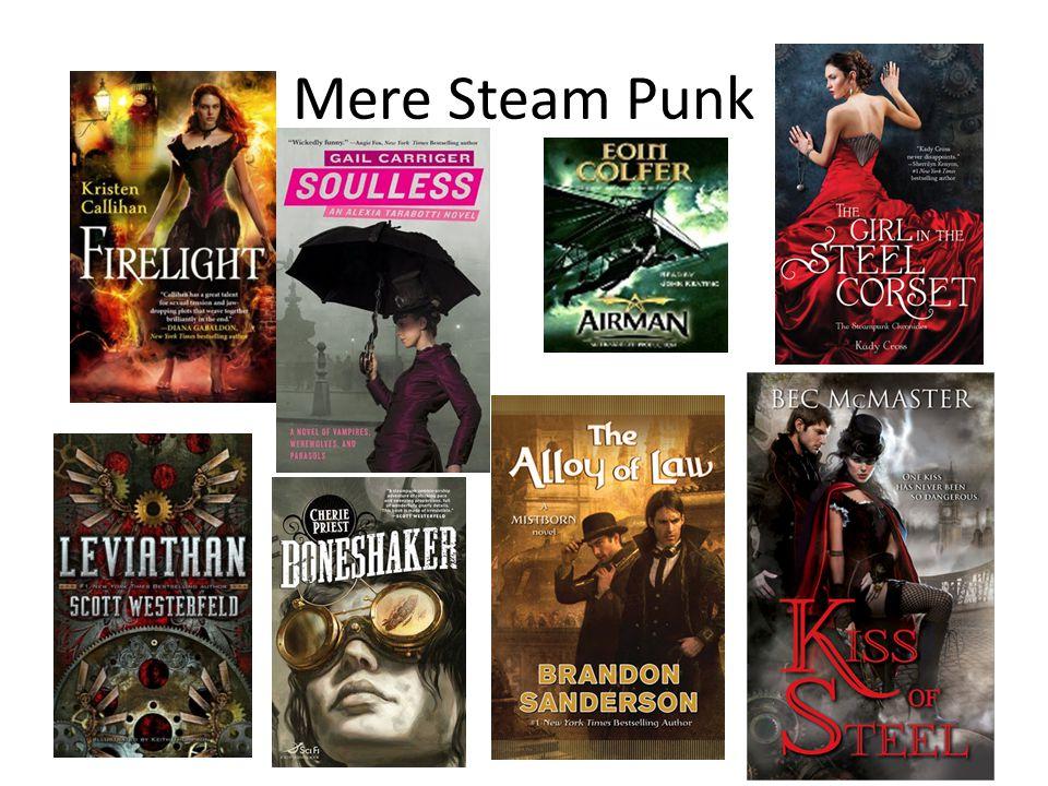 Mere Steam Punk