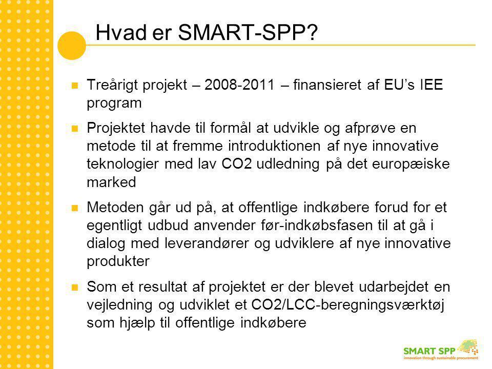 Hvad er SMART-SPP.
