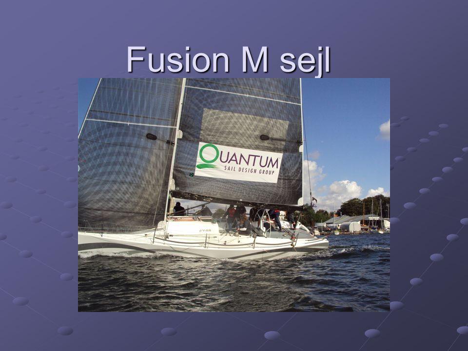 Fusion M sejl