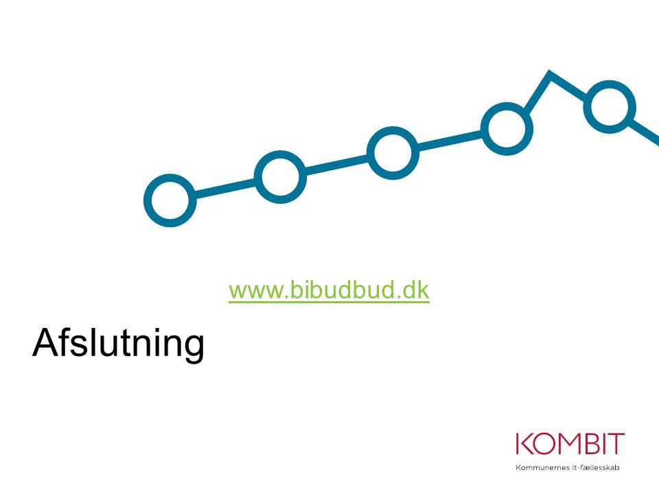Afslutning www.bibudbud.dk