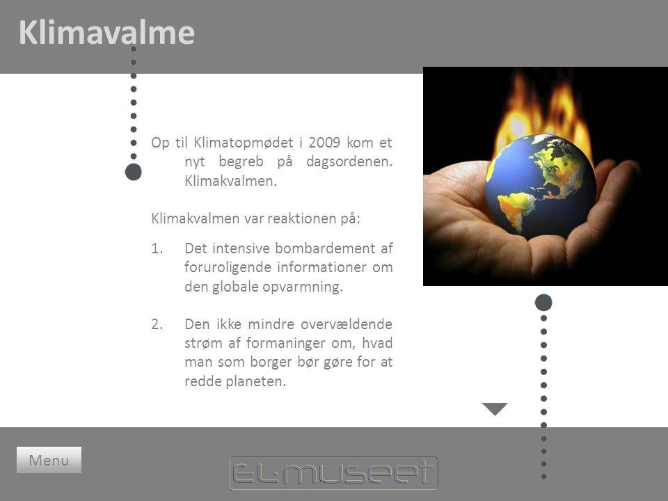 Op til Klimatopmødet i 2009 kom et nyt begreb på dagsordenen.