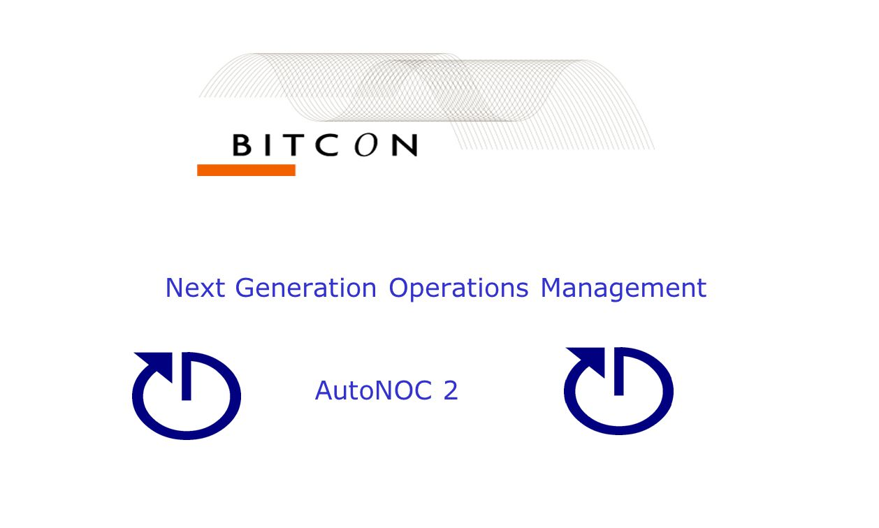 Next Generation Operations Management AutoNOC 2