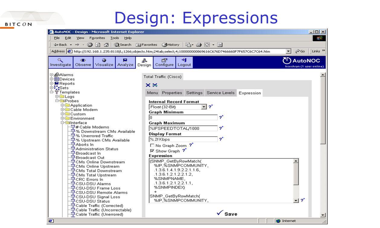 Design: Expressions
