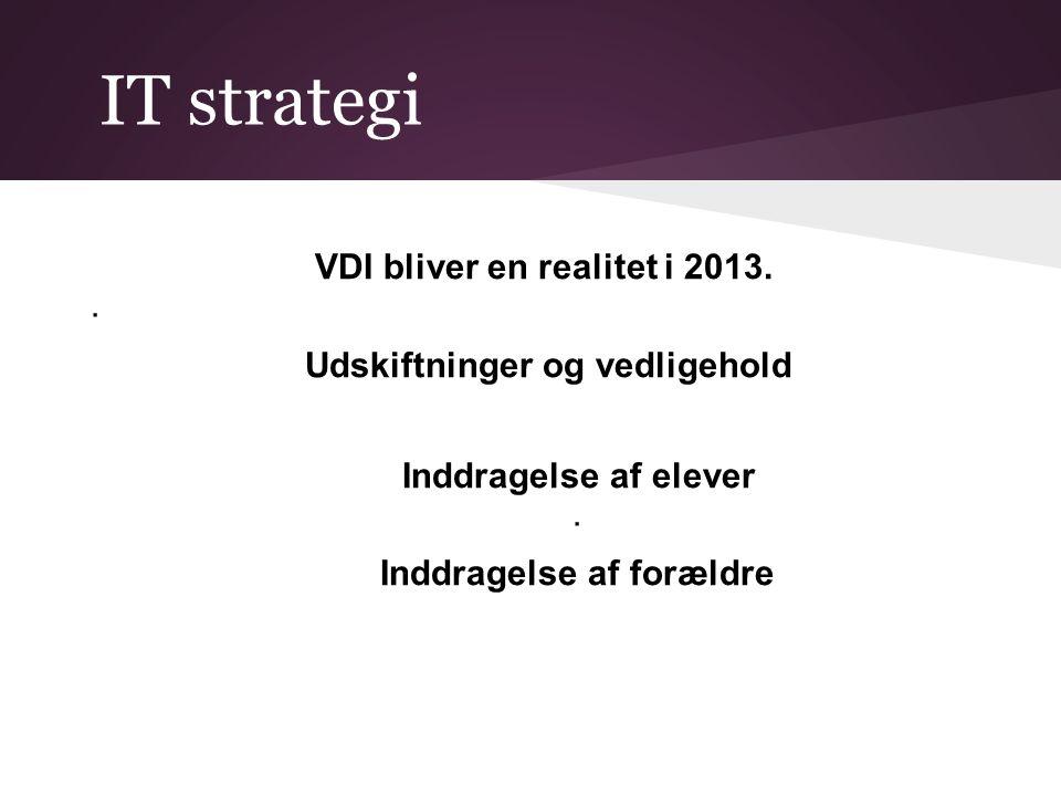 IT strategi VDI bliver en realitet i 2013.