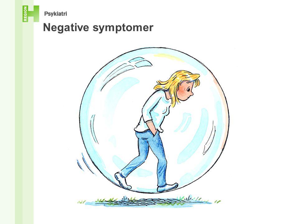 Negative symptomer Tegning af Claes Movin