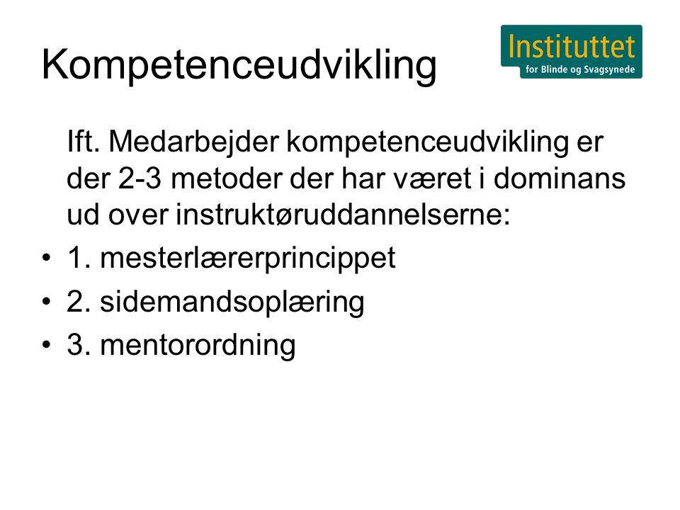 Kompetenceudvikling Ift.