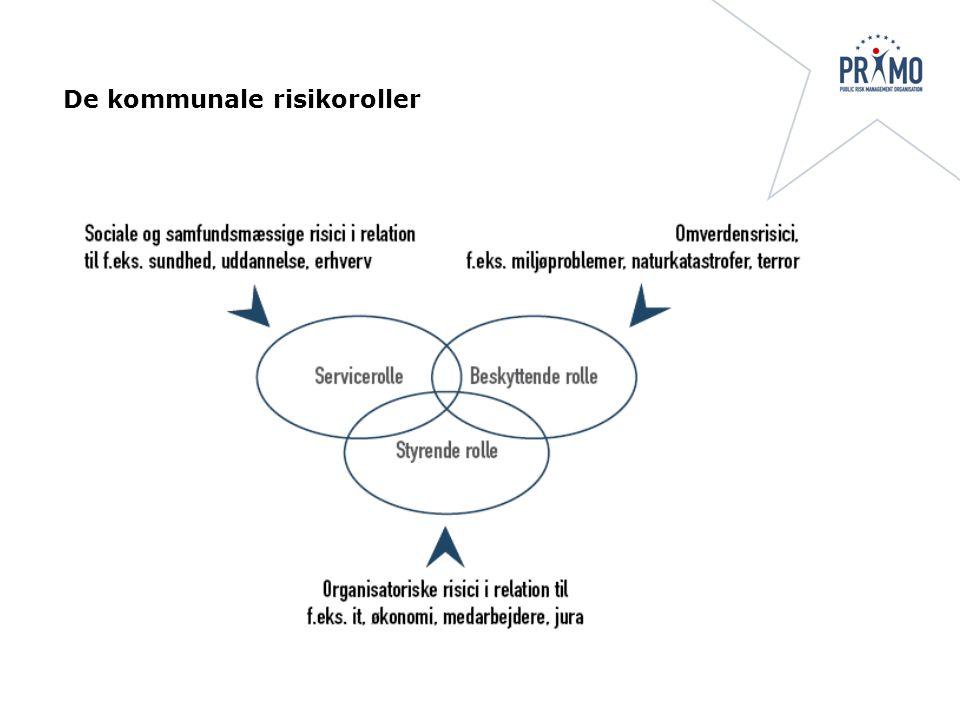 De kommunale risikoroller